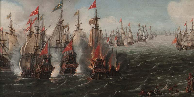Schiffswrack Dänemark