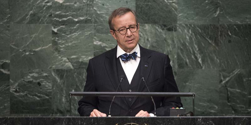 Unabhängiges Aufsichtsgremium: Estlands Ex-Präsident schließt sich prominenten Facebook-Kritikern an
