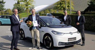 VW ID.3 in Norwegen