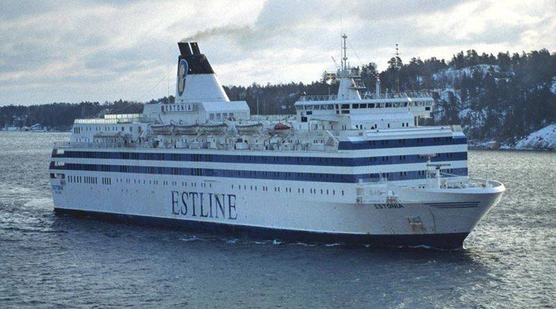 Estonia Estline Fähre
