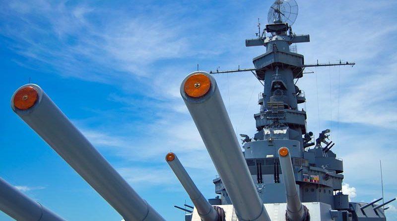 Kriegsschiff Schweden Russland