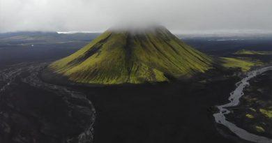 Sehenswürdigkeit Mælifell Island