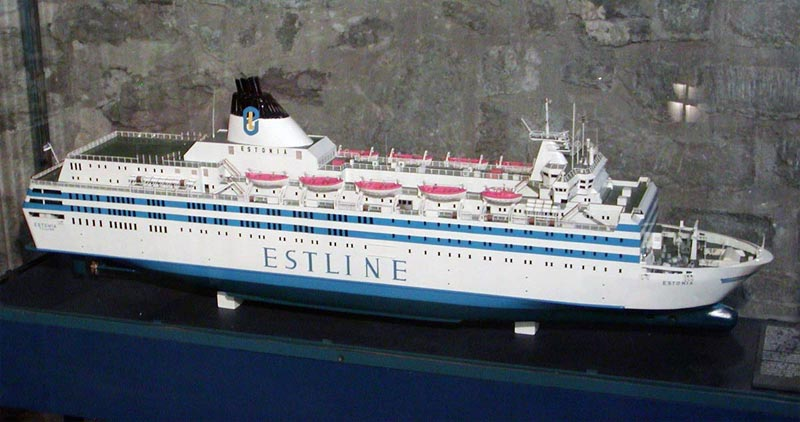 Estonia Schiffsunglück