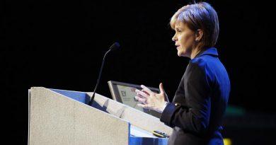 Nicola Sturgeon untermauert: Bei Wiederwahl gibt's Unabhängigkeitsreferendum