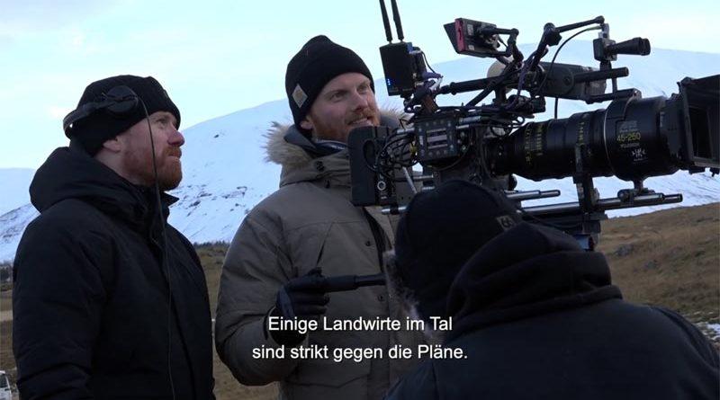 Trapped gefangen in Island Serie