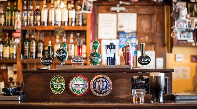 Trunkenheit Irland