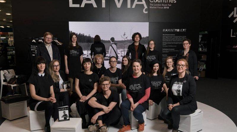 Internationales Interesse an lettischer Literatur stark gewachsen