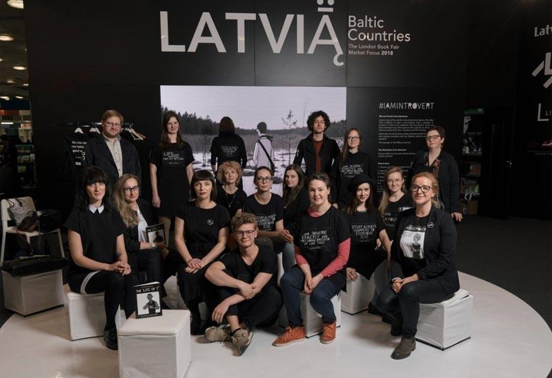 Lettische Literatur