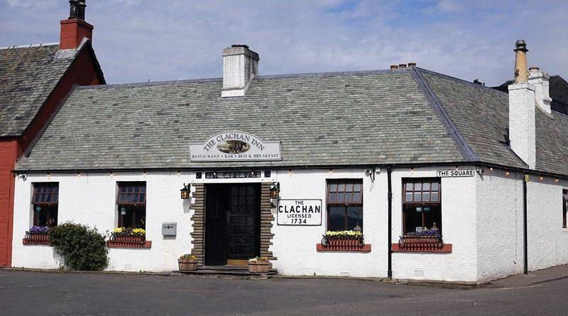 Kneipen Schottland schließen