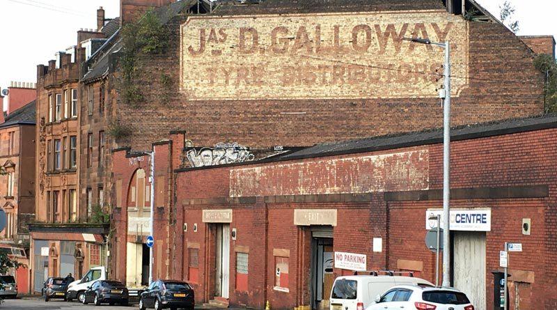 Dennistoun Glasgow