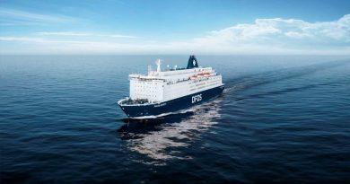 DFDS Fähre Schweden Estland