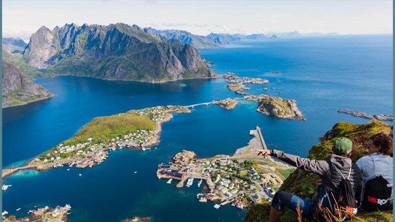 Einwohnerzahl Norwegen Bevölkerung