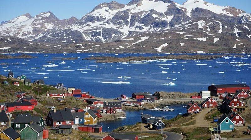 Grönland Klimawandel