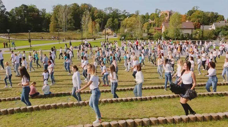 Jerusalema Dance Challenge
