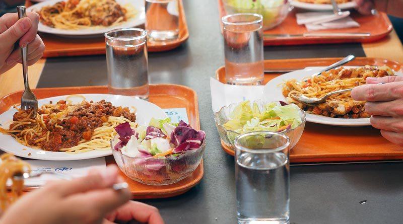 Staatliche Kantinen: An zwei Tagen die Woche ausschließlich vegetarisch