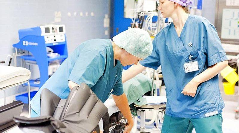 Krankenschwester Finnland