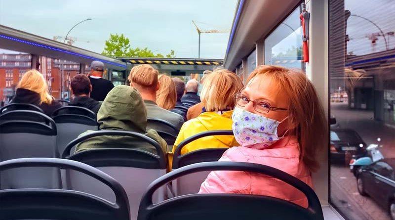 Maskenpflicht Lettland