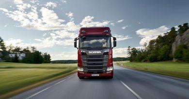 Scania Elektro-LKW