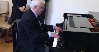 Maestro Raimonds Pauls