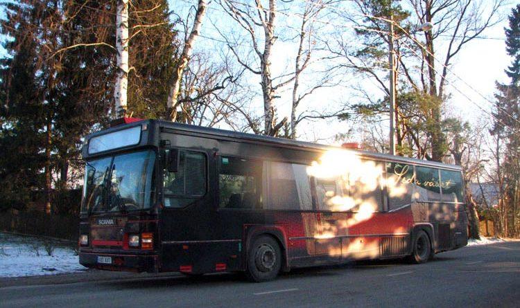 Verkehrsüberwachung Bus Kamera
