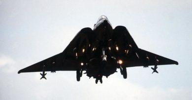 Dänischer F-35 Draken