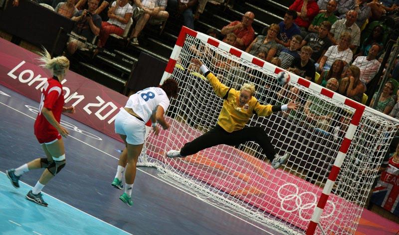 Frauen Handball EM Dänemark Norwegen