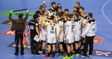 Handball Corona