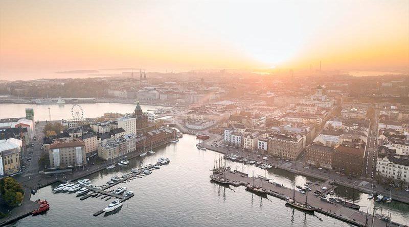 Helsinki Stadtentwicklung