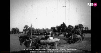 Dokumentarfilm Kolchose Lettland