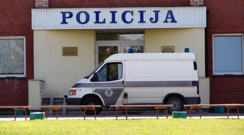 Polizei Menschenhandel Lettland