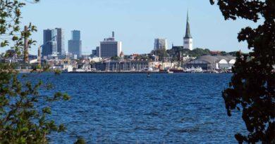 Tallinn Stadtentwicklung