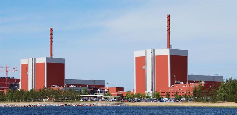 Kernkraftwerk Olkiluoto