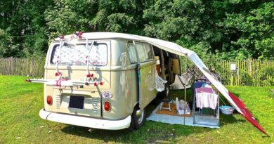 Camping Estland Reisebericht