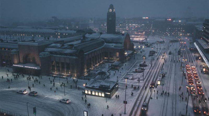 Dunkelheit Finnland