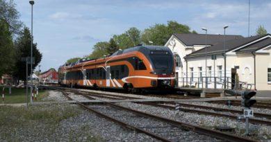 Zugverbindung Tallinn St. Petersburg