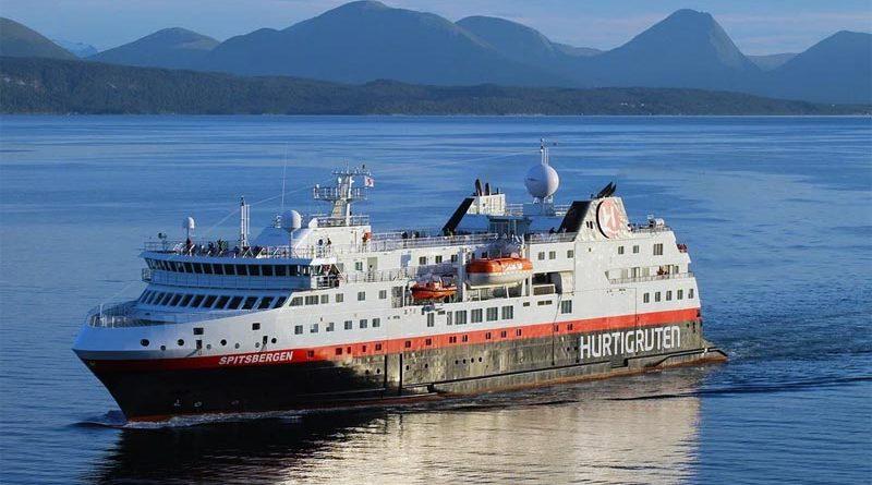 MS Spitsbergen Hurtigruten