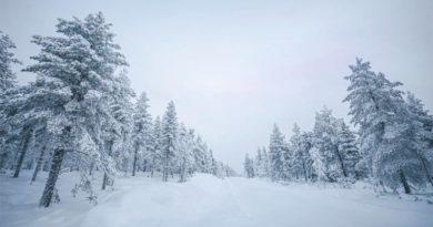 Kälterekord Finnland