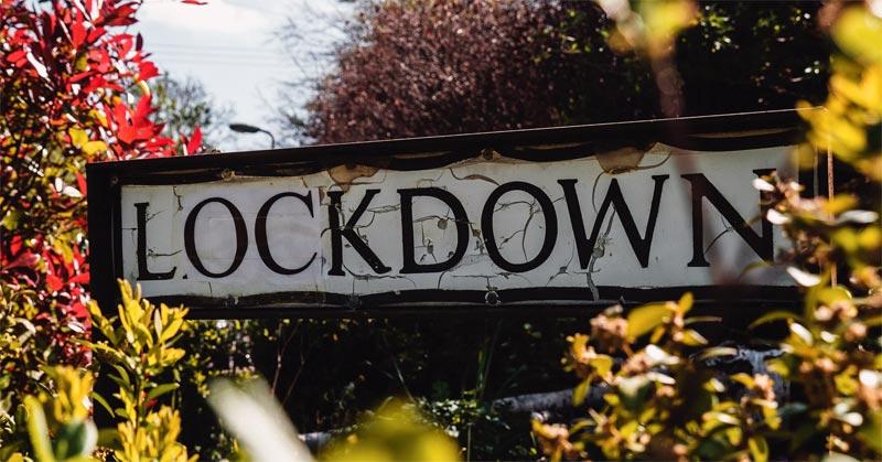 Lockdown Estland