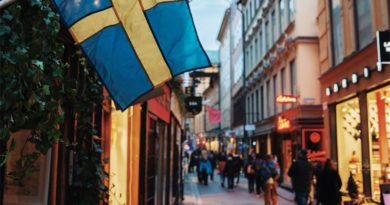 Lockdown Schweden