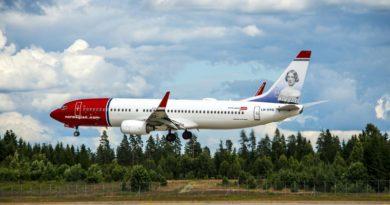 Norwegian Air im Sinkflug