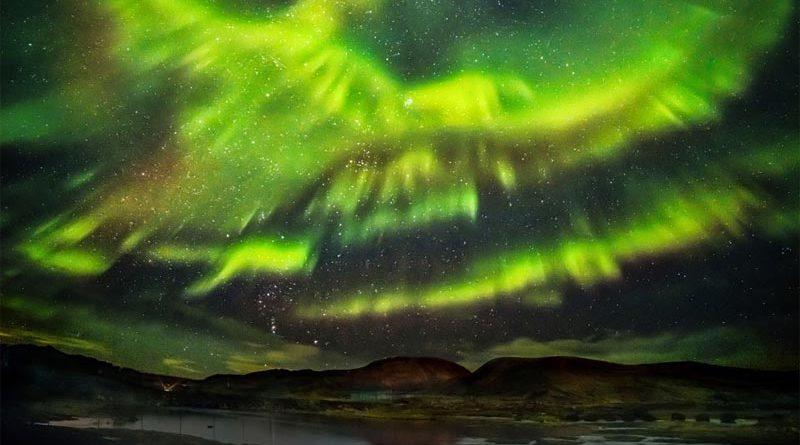 Polarlicht Fotografie