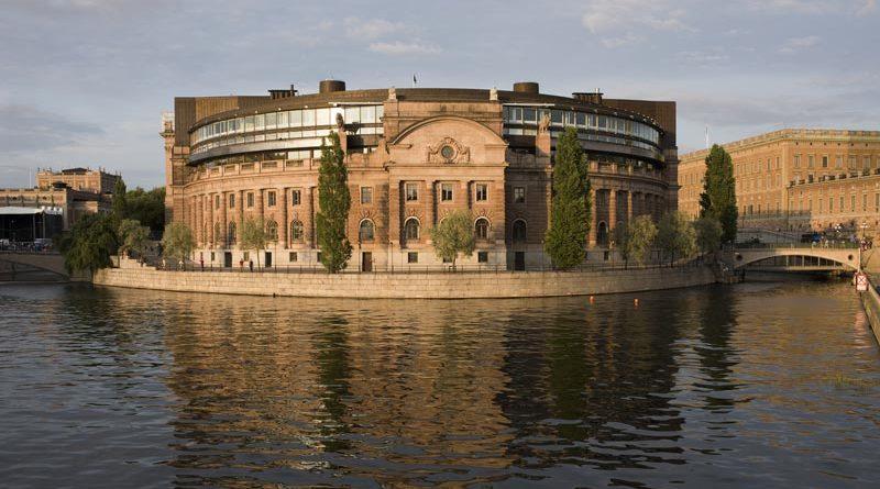 Reichstagsgebäude Schweden