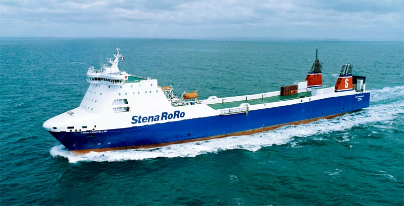 Stena Line Fähre Irland