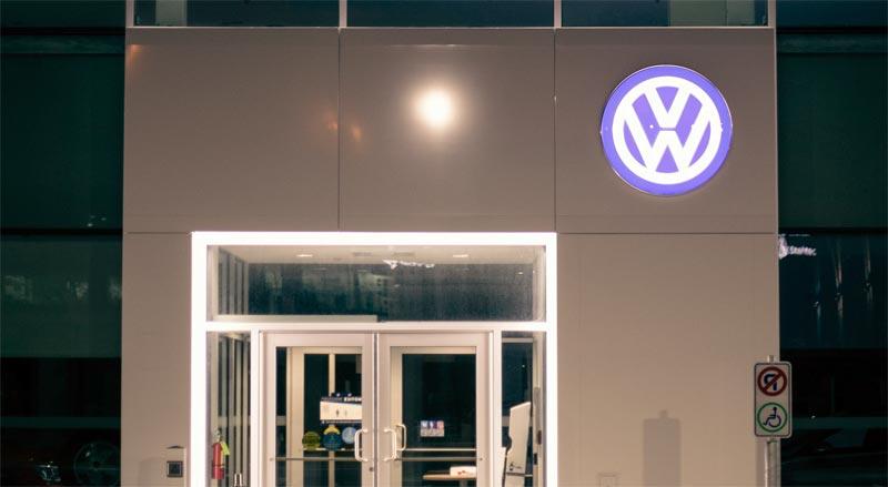VW Unternehmensgründung Estland