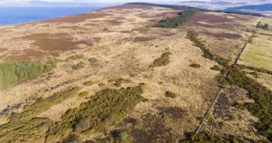 Isle of Arran Schottland Cursus