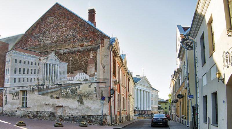 archäologischer Fund Tartu