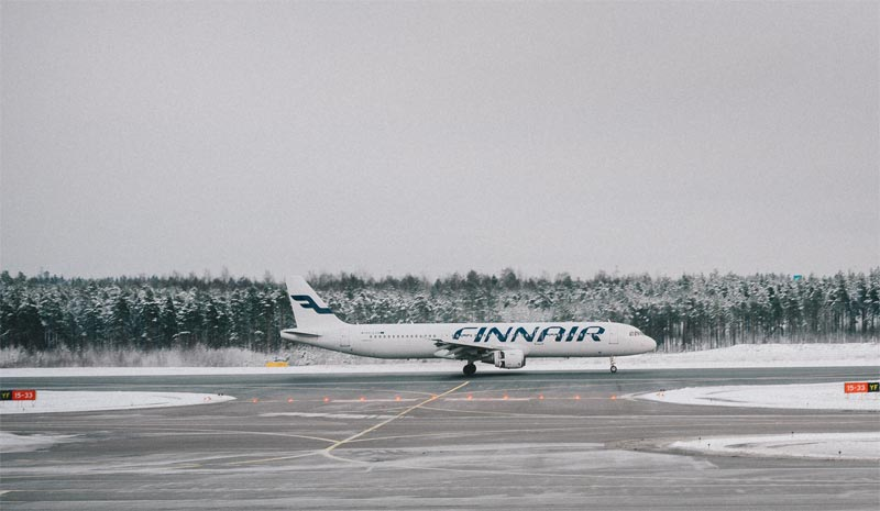 Coronatest Flughafen Helsinki