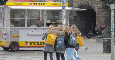Hotdog Dänemark