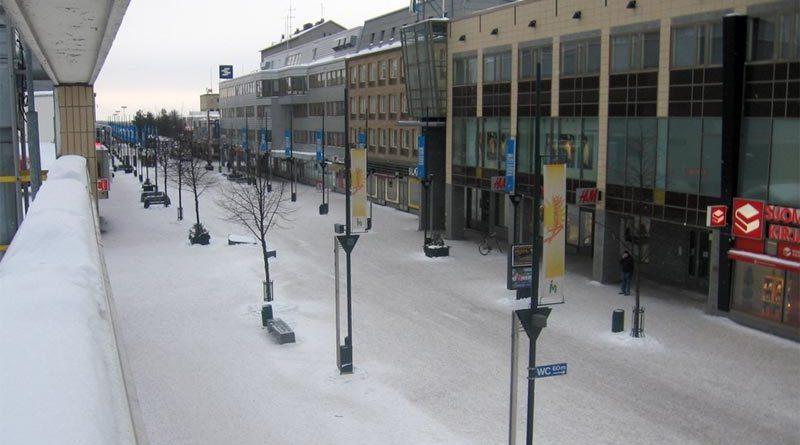 Erdbeben Finnland