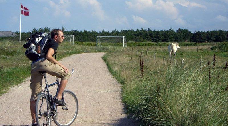 Fahrradroute Dänemark